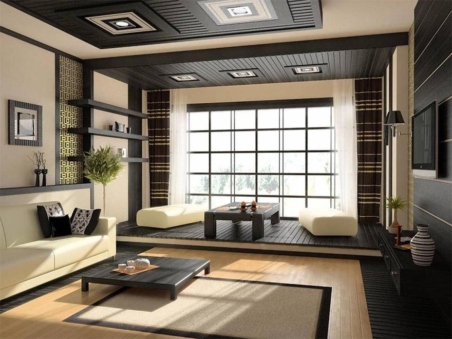 Áp dụng Zen trong kiến trúc và nội thất