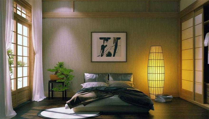 Thông thường, phòng ngủ sẽ có thêm mùi thơm nhẹ từ cây xanh hoặc những món đồ trang trí đẹp mắt cho cảm nhận ấm cúng, thư thái đặc trưng