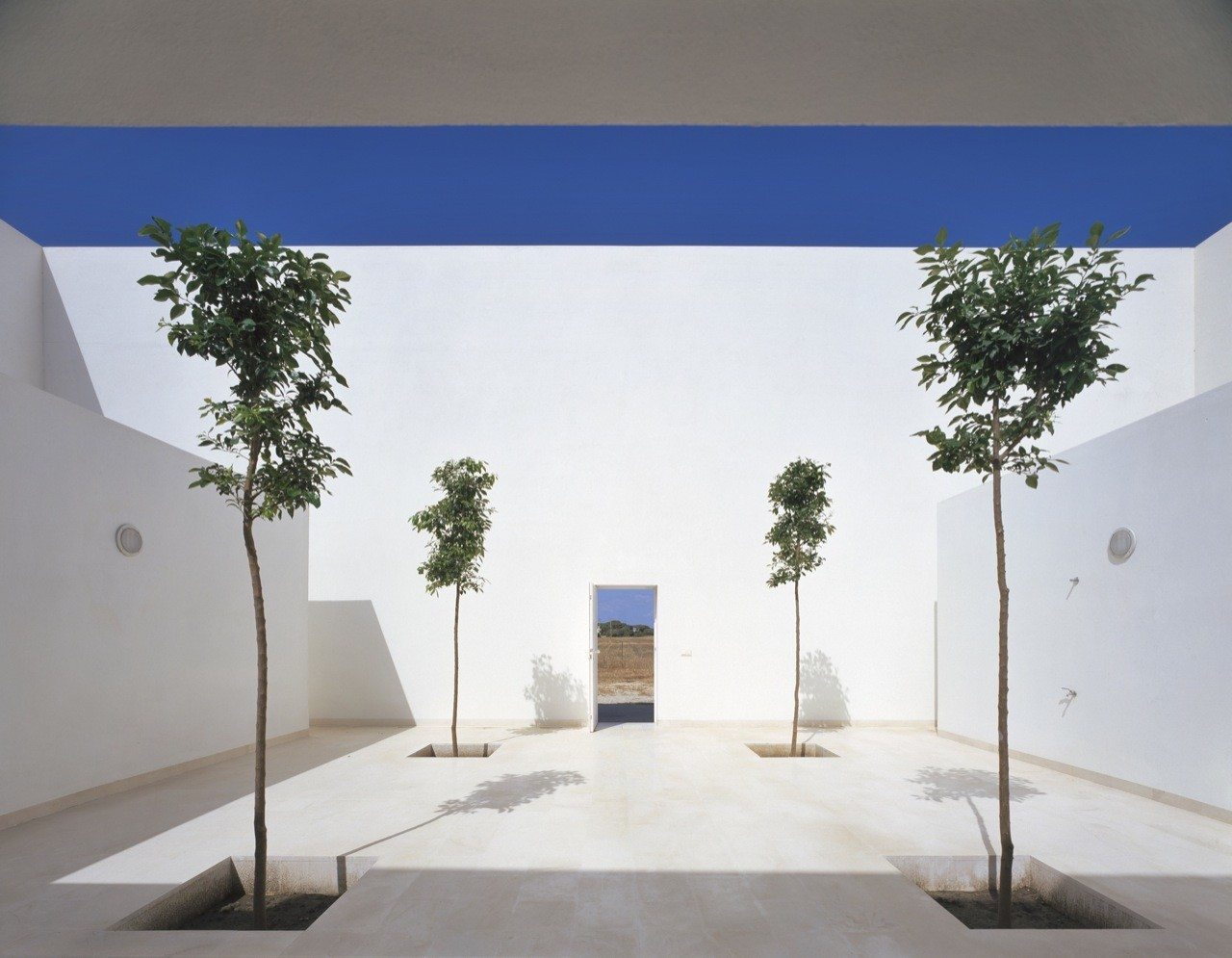 Architekt: Alberto Campo, Baeza Projekt: Casa Guerrero Ort: Zahora
